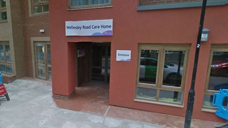 Wellesley Road Care Home. Picture: Google Streetview
