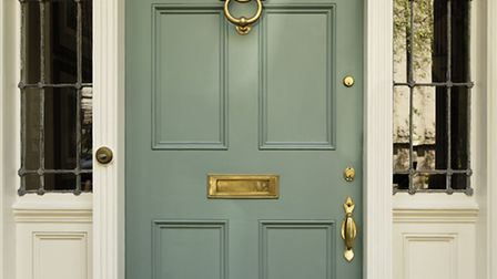 How to make your front door more secure. PA Photo/thinkstockphotos