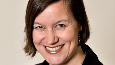 Meg Hillier, representative for Hackney South and Shoreditch