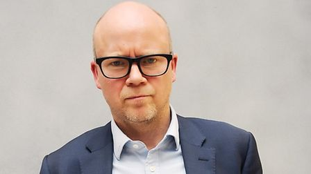 Journalist and free school founder Toby Young. Picture: Dieter Perry