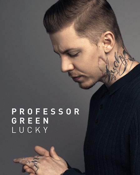 Professor Green has released his autobiography, Lucky