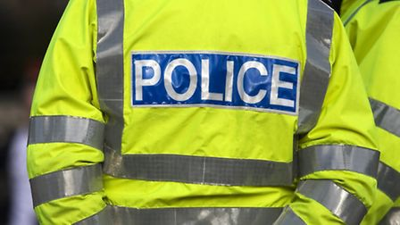 Police were called at 11:48am after a lorry shed its load on the A12