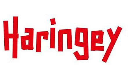 Haringey Council has come under fire after its £86,000 rebranding, which included unveiling this log