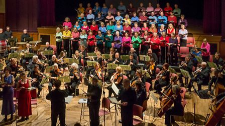 Dissenters London N16 proudly presents Mozart's Requiem in Stoke Newington Town Hall on Saturday Oct