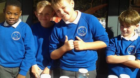 Pupils at Shacklewell Primary School enjoyed selling their home-made goods at Market Day on Septembe