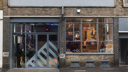 The new BL-NK in Curtain Road