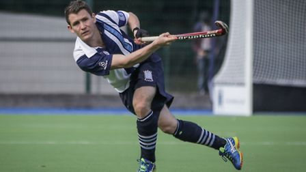 Hampstead & Westminster captain Toby Roche. Pic: Mark Clews