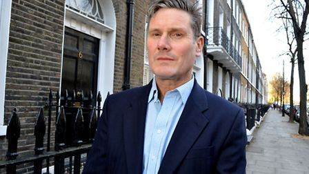 Sir Keir Starmer (Picture: Polly Hancock)