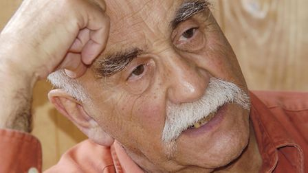 Warren Mitchell has died aged 89. Picture: Nigel Sutton