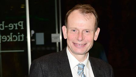 Andrew Marr. Picture: PA/Ian West.