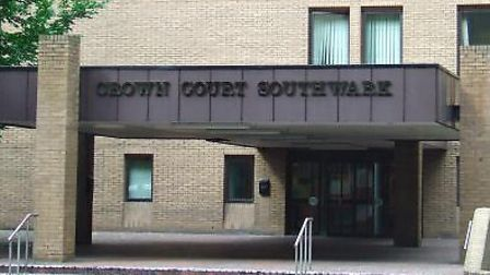 Members of the alleged sex ring appeared at Southwark Crown Court
