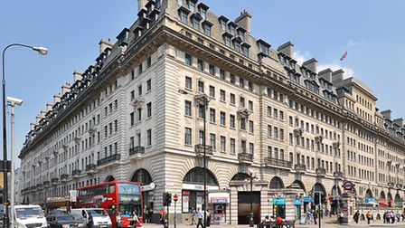 Chiltern Court is a nine storey Edwardian building fronting onto the Marylebone Road and Baker Stree