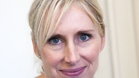 Charlie and Lola author Lauren Child visits Highgate Pre-Preparatory School. Picture: Nigel Sutton