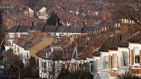 Rents in London are more than twice as expensive as elsewhere in the country averaging £1,560