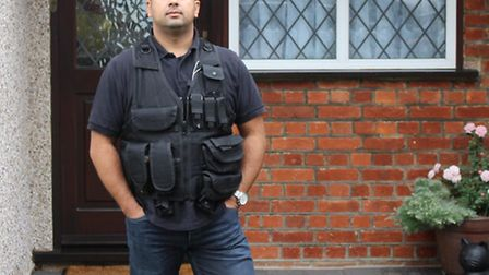 Barri Ghai is the founder of the Ghostfinder Paranormal Society