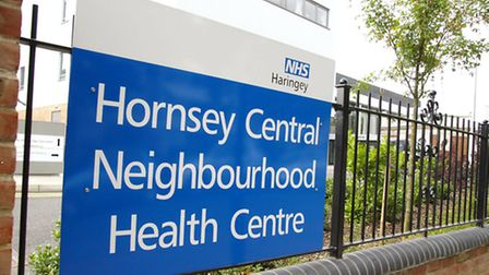 Prof Malone-Lee's clinic ran at Hornsey Central Neighbourhood Health Centre