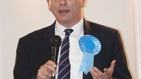 Tory Candidate Mike Freer Finchley & Golders Green Hustings at LJCC