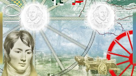 John Constable pages from the new British passport design
