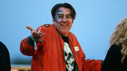 Jonathan Ross knows how to have a good time. Photo: Yui Mok/PA Wire