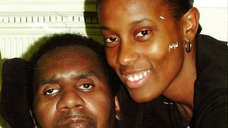 Marvin Couson and his sister Margaret