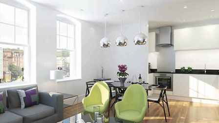 Finchley Road, London NW3, £426,000