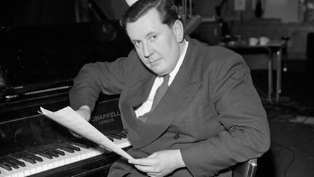 Malcolm Arnold, composer who won an Oscar for his score for the film 'The Bridge on the River Kwai',