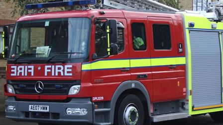 The London Fire Brigade has put forward proposals to axe 13 fire engines - including one from Hackne