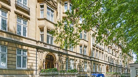 Mick Jagger and Joan Collins both lived in Harley House in Marylebone
