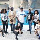 Section Boys, Big Tipper, Big Narstie, Lady Leshurr, Trapstar, and UFest street team members