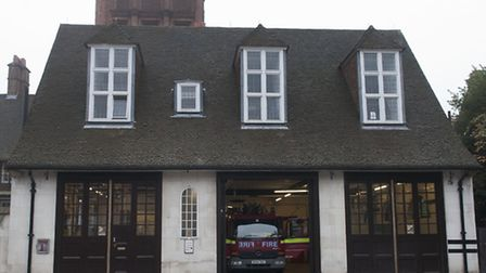 Belsize Fire station is rumoured to become luxury flats