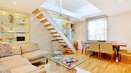 Harley Road, NW3 £999,999