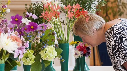 Highgate Horticultural Society's Autumn show. Picture: Nigel Sutton