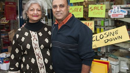 Arvind and Taruna Mistry can no longer compete with the internet