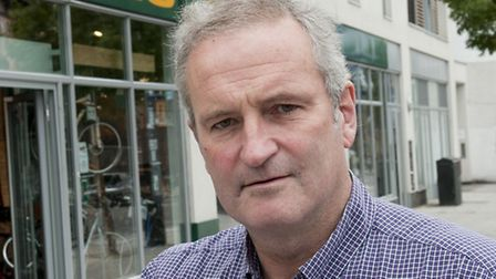 Cllr Johnny Bucknell has been taken to court by Camden Council. Picture: Nigel Sutton