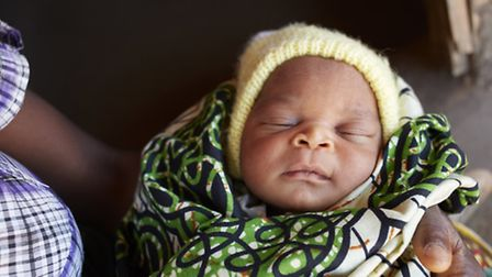 The One Day Young project was taken to Malawi