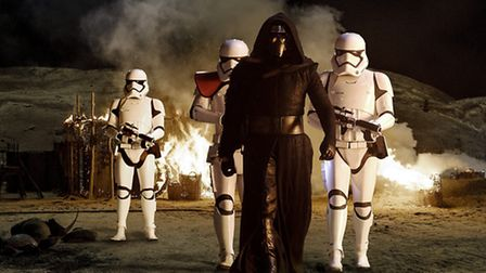 Blockbusters like Star Wars are dominating Britain's movie scene, but do they overshadow local film
