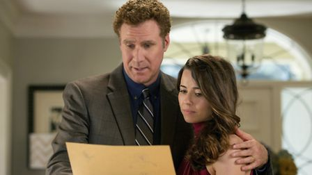 Will Ferrell and Linda Cardellini in Daddy's Home. Picture: Paramount Pictures/Patti Peret