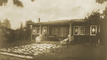 The lake house. Picture: Lotte Jacobi 1928 (Alexander Family Archive)
