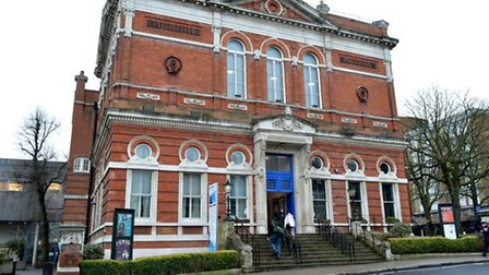 WAC Arts in Hampstead Old Town Hall