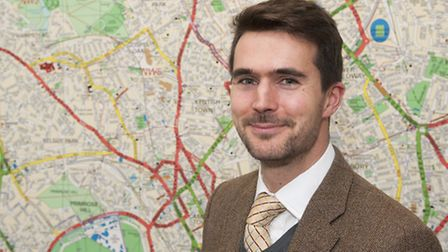 Nick Reed, branch manager, Day Morris, Hampstead