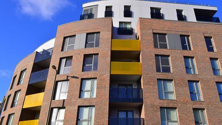 Even with the London Help to Buy 40 per cent equity loan, research has found that Camden property wi