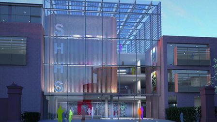South Hampstead High School's new building