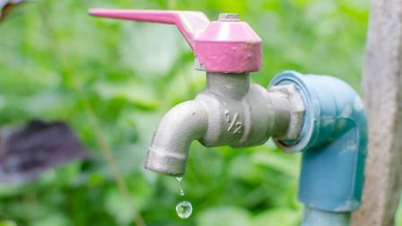 A dripping tap. PA Photo/thinkstockphotos