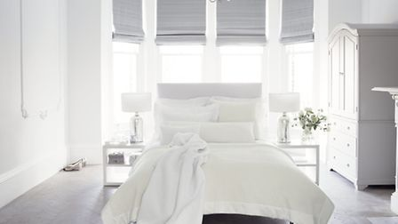 Bed linen from The White Company