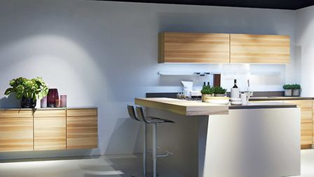 A smart new kitchen like this Poggenpohl one could come in on budget and add serious money to a prop