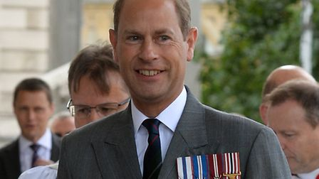Prince Edward, the Earl of Wessex, is to open Channing School's new sports and sixth-form centre tod