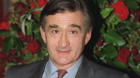 Author Antony Beevor. Picture: Neil Munns/PA