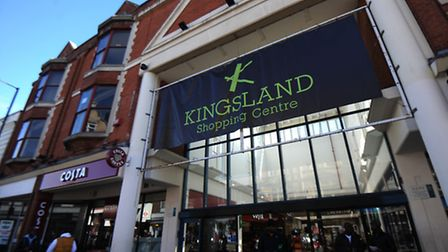 Kingsland Shopping Centre