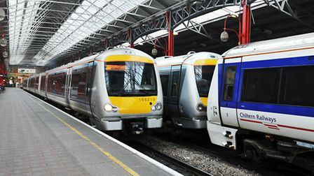 Commuters at Liverpool Street face long train delays (Picture: PA Images)