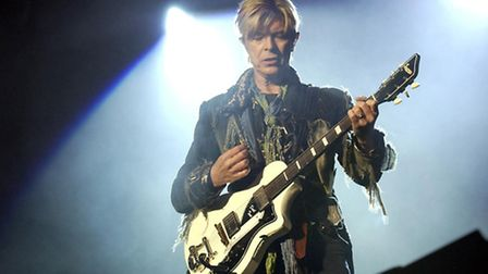 David Bowie, who died on Sunday (Picture: Yui Mok/PA Wire)